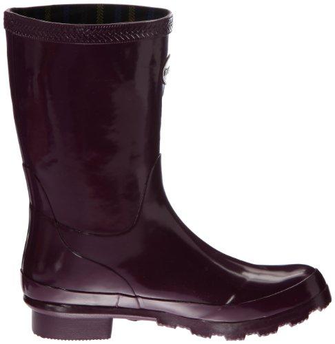 Havaianas Helios Mid Rain Boots, Bottes de pluie Femme Violet (Aubergine 2967)