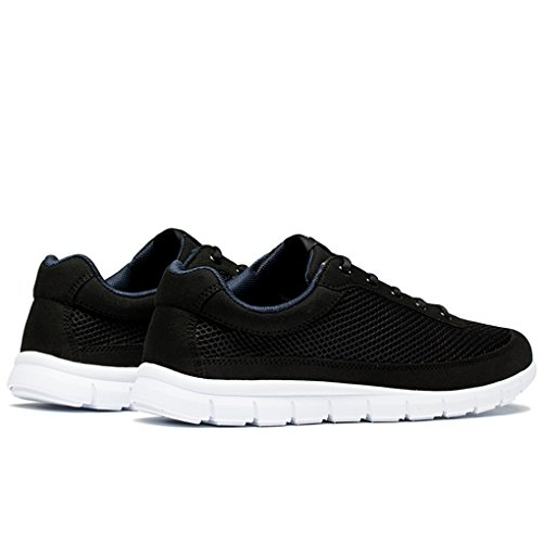 37e7cde9213 NewDenBer NDB Men s Casual Lightweight Cross-Training Walking Running  Trainers