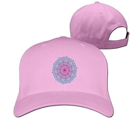 Baseball Caps Round Floral Starry Golf Dad Hat Men