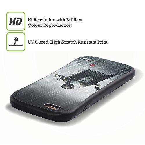 Ufficiale Cameron Gray Spalle E Giganti Creazione Case Ibrida per Apple iPhone 6 Plus / 6s Plus Possibilità
