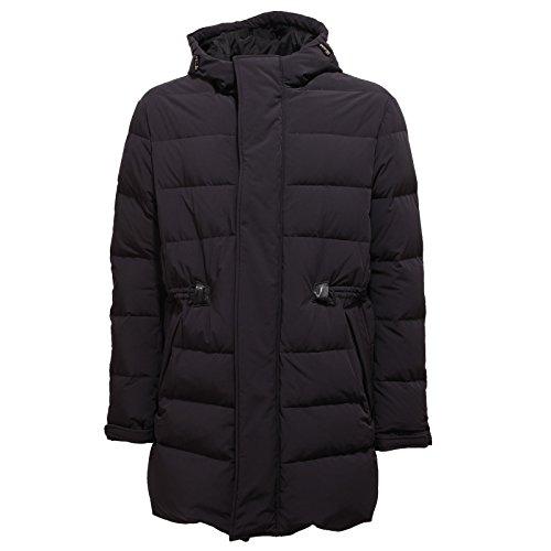 2942R giubbotto ZZEGNA ERMENEGILDO ZEGNA nero piumino uomo jacket coat men [L]
