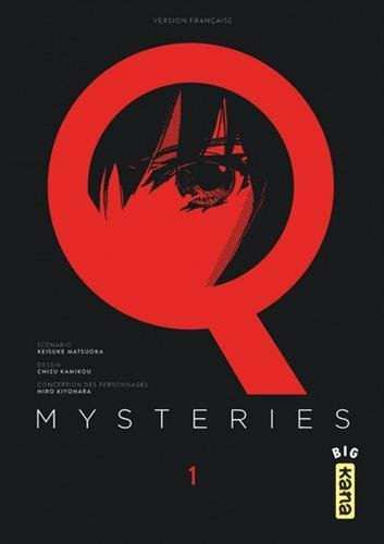 Q Mysteries Edition simple Tome 1