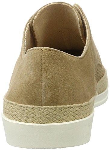 Caprice 23503, Sneakers Basses Femme Beige (Desert Suede)