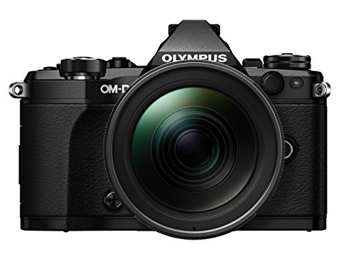 Olympus OM-D E-M5 Mark II Kit Black