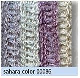 100 Gramm FRILLY Schachenmayr Rüschenschal Wolle Schalwolle mit Glitzer - Farbe sahara-color_pastel-mix_86