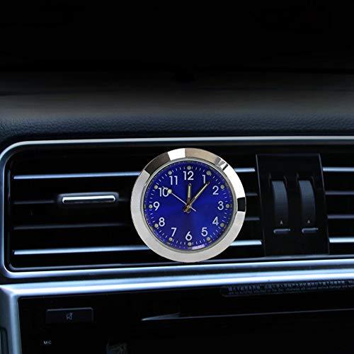 Price comparison product image HoganeyVan Universal Auto Air Outlet Clock Duft Clip Dekoration Quarzuhr Uhr Auto Vent Ornament Innenzubehör