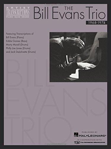 The Bill Evans Trio - Volume 3 (1968-1974) (Artist Transcriptions)