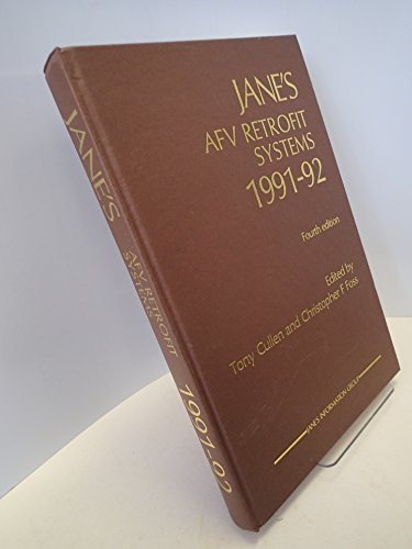 Jane's Armoured Fighting Vehicle Retrofit Systems 1991-92 -
