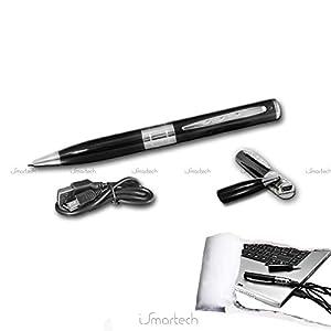 venta camaras vigilancia ocultas: Bolígrafo Espía Micro cámara oculta Spy Pen visión Video y Audio fotos immagni S...