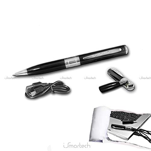 Shootingstar Spy Pen Camera 1080p, Full HD Spy Camera Monitor Mini DV Camera Portable Pen Recording Video