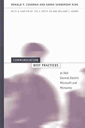 communication-best-practices-at-dell-general-electric-microsoft-and-monsanto-by-author-donald-p-cush