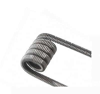 ecig-tools 10 Stück Alien Clapton Coil, 0,45 Ohm von ecig-tools