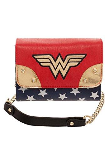 Official Licensed DC Comics Wonder Woman Movie Side Kick Cross Body Bag