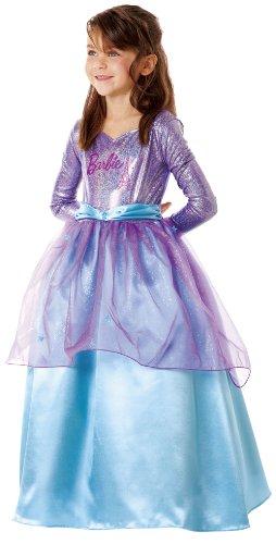 Cesar C177-001- Costume da Barbie dell'anno 2010 Best Friend (Taglia 104 cm)
