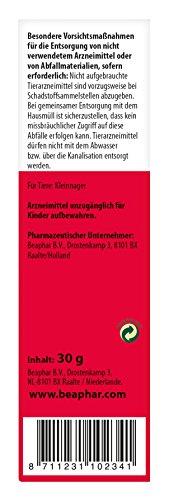 beaphar Bug Powder | Medium Mites at Kleintieren | Flea Protection | Also to Prevent Lice Suitable | 30 G Can 3
