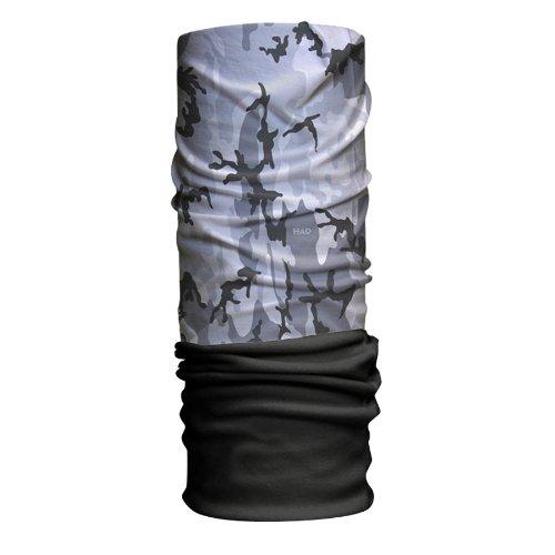 HAD Head Accessoires Original, Winter Camou Fleece/Black Wm, One size, HA210-0279