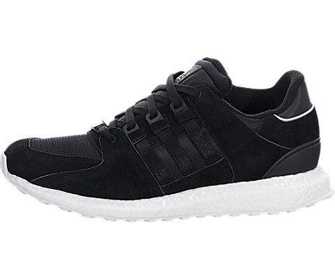 adidas Herren Equipment Unterstützung 93/16(schwarz/Core Black/Vintage weiß), (Black/Black-Vintage White), 45.5 EU D(M)