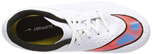 Nike JR Hypervenom Phelon FG Scarpe sportive, Ragazzo white/blue lagoon