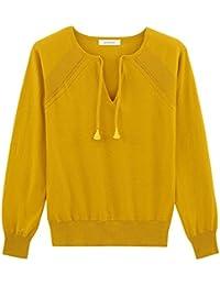 Promod Pullover aus Baumwolle