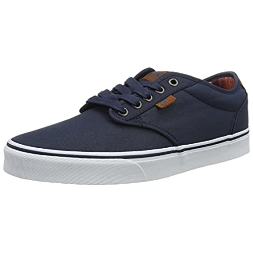 82f625ad0e85 Vans MN Atwood DX Sneakers Basses Homme Noir Waxed 405 EU Giorgio ...
