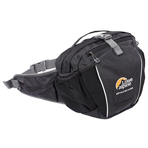 Lowe Alpine Lowe Space Case Accesorios para exteriores Mochilas y bolsos de cuero negro, Negro, Talla Única