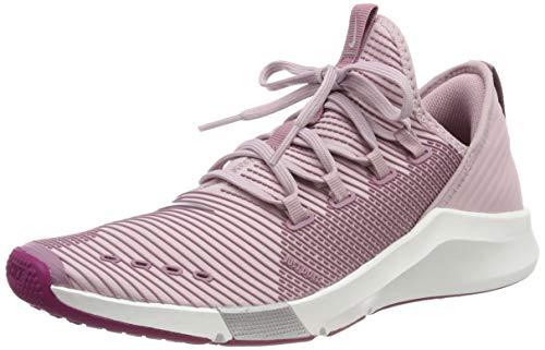 Nike Damen WMNS Air Zoom Elevate Gymnastikschuhe, Pink Chalk/Atmosphere Grey/Plum Dust 500, 40 EU (Nike Zoom Air)