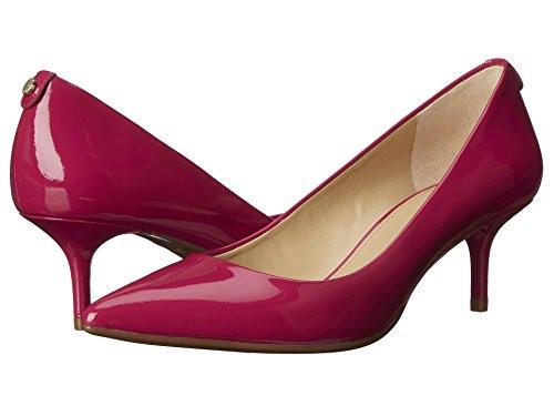 Michael Michael Kors MK-Flex Kitten Pompe pointu Chaussures en cuir verni Fuchsia