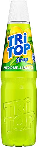Tri Top Sirup Zitrone Limette 600ml