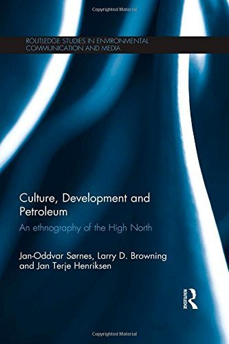 Culture, Development and Petroleum: An E...