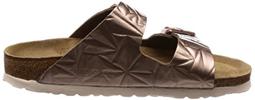 Birkenstock Arizona Femmes Mule Copper