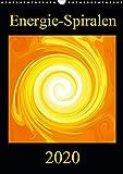 Energie-Spiralen 2020 (Wandkalender 2020 DIN A3 hoch): Farbenprächtige Energie-Spiralen für mehr Motivation, Harmonie und Lebensfreude energetisieren ... 14 Seiten ) (CALVENDO Gesundheit) -