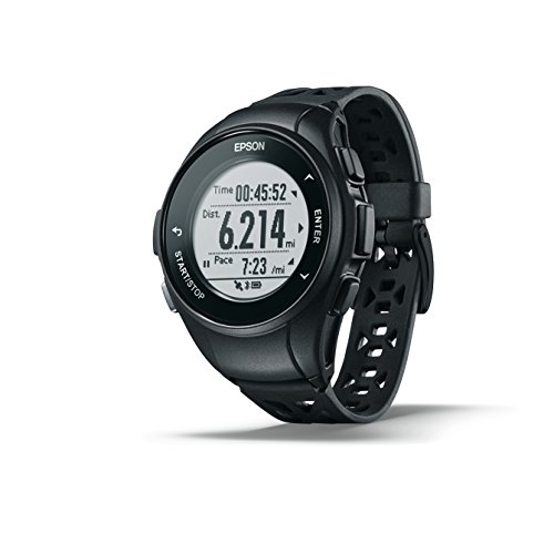 Epson Running Watch With Activity Tracking
