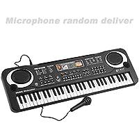 61 Schlüssel scherzt elektronische digitale Tastatur-elektrische Orgel mit gelegentlichem Mikrofon