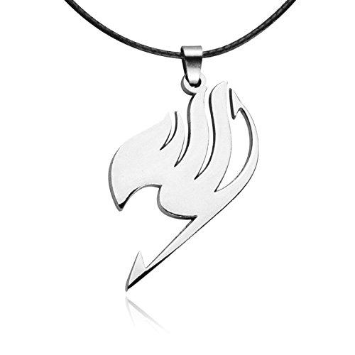 papapanda Halskette für Fairy Tail Kette Manga Anime