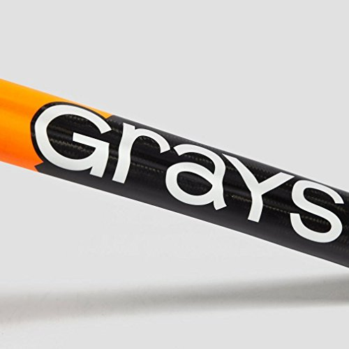Grays KN 12000 Probow Xtreme Composite Hockey Stick, Black, 36.5in