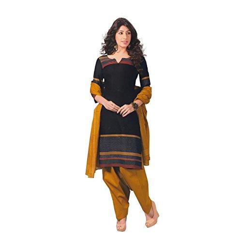 Fashion Valley Printed Cotton Dress Material / Chudidar / Churidar Salwar Suit/Kameez...