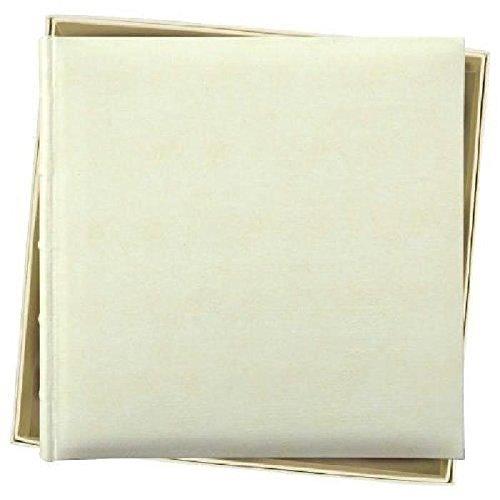 Innova Q609936 Traditional Fotoalbum, 60 Seiten, creme, 36 x 36