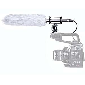 Boya By-pvm-1000l Professional Microphone condensateur pour appareil photo