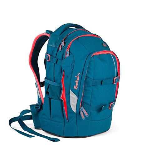 satch pack Schulrucksack Deep Sea - 6