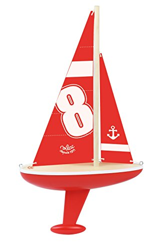 Vilac vilac3900r rot Segelboot