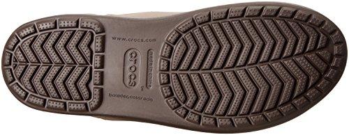 CROCS Femme - ColorLite Mid Boot - khaki espresso Khaki espresso