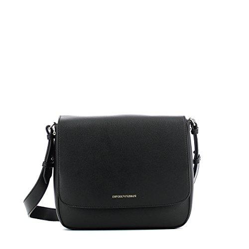Tasche, über die Schulter zu tragen Emporio Armani Y3B082, Schwarz (Über Die Schulter Tasche Handtasche)
