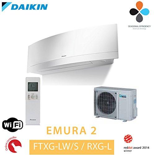Daikin Emura II - Climatizzatore modello FTXG50LW