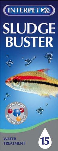 Interpet Sludge Buster – Aquarium Treatment No. 15 1