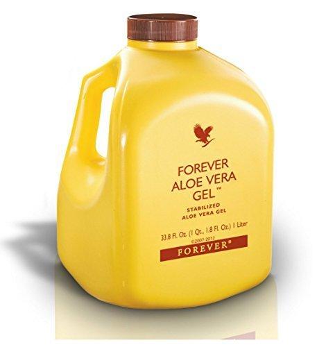 Aloe Vera Gel Forever Living trinken 1L ... (1 Liter Aloe)