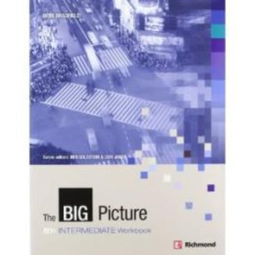 BIG PICTURE 3 WORKBOOK INTERMEDIATE [B1+] (The Big Picture) - 9788466810623