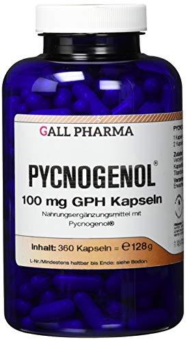 Gall Pharma Pycnogenol 100 mg GPH Kapseln, 60 Kapseln