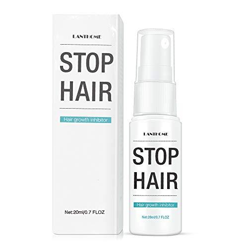 ZHAOHE Haarwachstumshemmer Spray Feuchtigkeitsspendende milde Körperhaarentfernung Repair Essence Cream Geeignet für Frauen oder Damen -