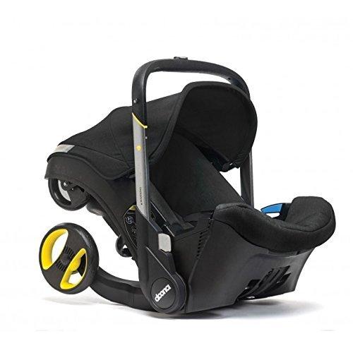 Preisvergleich Produktbild Doona™ 0+ Babyschale & Travelsystem 2-in-1 - Nacht/Schwarz