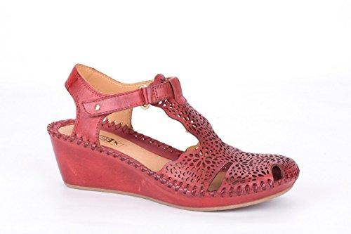 Pikolinos 943-0985 Margarita sandales mode femme Rouge